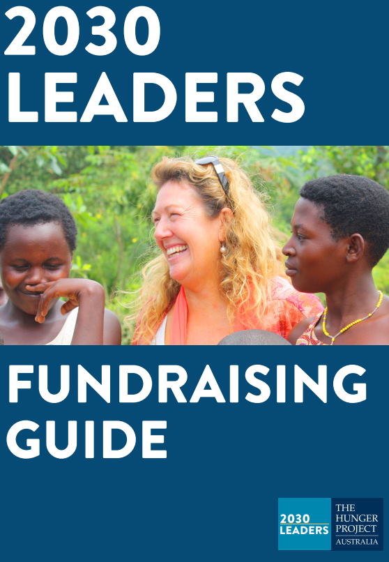 2030 Leaders Fundraising Guide Oct 2018